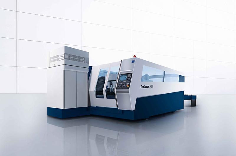 レーザー切断機 TRUMPF TruLaser5030