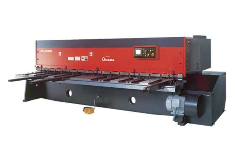 シャーリング切断機 AMADA M-4065
