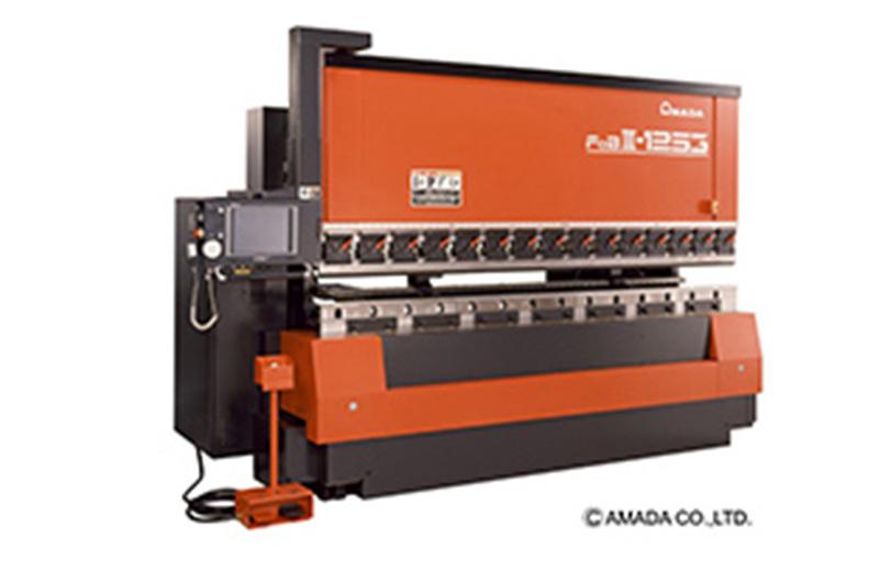 プレス加工機 AMADA FαBill-1253